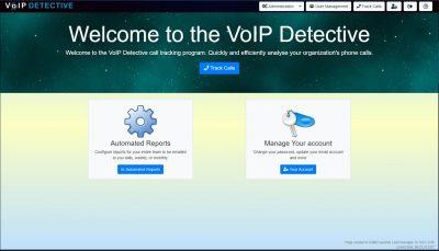 VoIP Detective