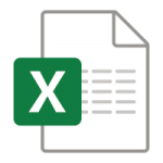 Click for sample Excel Report
